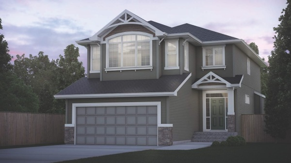 Here's a sneak peek at Allison's favorite showhome, opening this weekend at 187 Auburn Springs Blvd SE